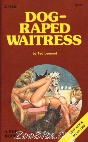 200216442 0029 bn dog raped waitress   zoophilia sex novel by ted leonard - Dog Raped Waitress - Zoophilia Sex Novel By Ted Leonard