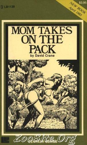 200216480 0066 bn mom takes on the pack   animal sex novel by david crane - Mom Takes On The Pack - Animal Sex Novel By David Crane