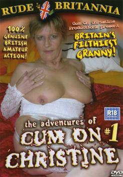 The Adventures Of Cum On Christine #1