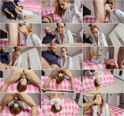 Foxy Sanie - Sensitive Wife Extreme Throat Abuse [FullHD 1080P]