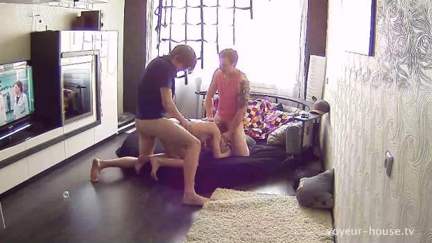 Voyeur-house.tv- Anna alex dean 3way