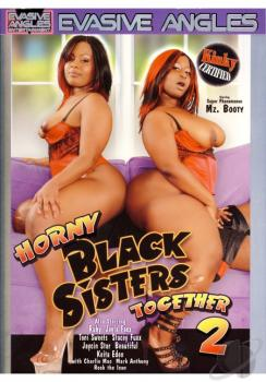 Horny Black Sisters Together #2
