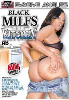 Black MILFS In The Kitchen