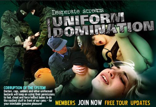 UniformDomination (SiteRip) Image Cover