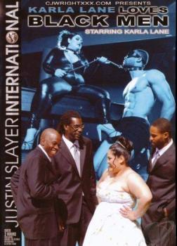 Karla Lane Loves Black Man