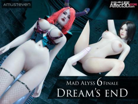 (同人アニメ) [2016][Affect3D] Mad Alyss 6 Finale Dreams End