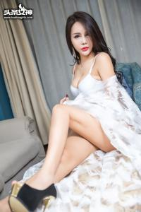 [TouTiao头条女神] 2017.01.10 No.242 轩伊白纱圣女性感写真--T8272