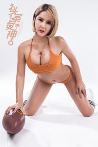 [TouTiao头条女神] 2018.01.29 娜依灵儿 超级碗爆弹--T14222 - idols