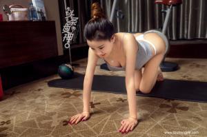 [TouTiao头条女神] 2018.03.01 琳琳 瑜伽悦色--T27074 - idols