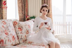 [TouTiao头条女神] 2019.04.20 美惠子 我是恬美小姐姐--T7575