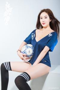 [TouTiao头条女神] 2018.07.15 易阳 女神预测世界杯决赛--T495 toutiao 04150