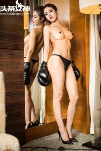 [TouTiao头条女神] 2016.10.31 No.171 小青拳击宝贝大尺度写真--T8930Real Street Angels