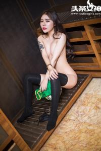 [TouTiao头条女神] 2016.09.25 No.142 爱丽莎国安--T3283 sexy girls image jav
