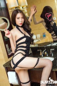 [TouTiao头条女神] 2016.10.21 No.163 梦心玥黑丝精选--T30628 sexy girls image jav