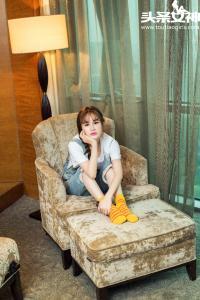 [TouTiao头条女神] 2016.10.07 No.151 沈晓爱青春牛仔小萝莉--T11957 sexy girls image jav