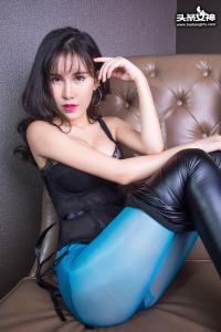 [TouTiao头条女神] 2017.01.07 No.239 张梦艺蓝丝恋人写真--T32450