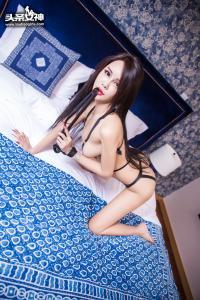 [TouTiao头条女神] 2017.01.03 No.235 轩伊皮衣朋克SM选片-大蜜捆绑SM--T29354