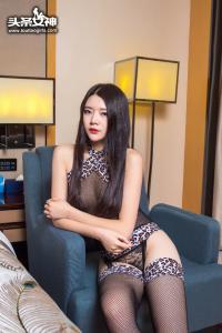 [TouTiao头条女神] 2017.01.02 No.234 婧婧黑网连体拍摄--T16386