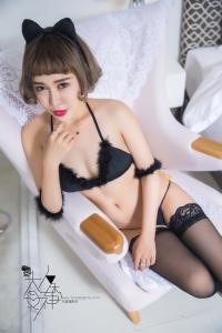 [TouTiao头条女神] 2016.12.02 No.203 美汐猫女仆写真--T11682