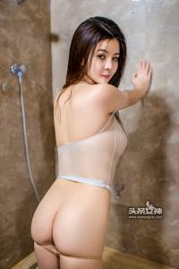 [TouTiao头条女神] 2018.03.20 童安琪 公主白裙--T13737