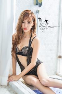 [TouTiao头条女神] 2016.11.29 No.200 亚鑫黑色情趣选片--T23587