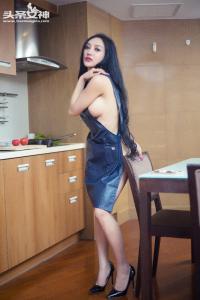 [TouTiao头条女神] 109 VIP图集洛可可厨娘性感写真--T29822