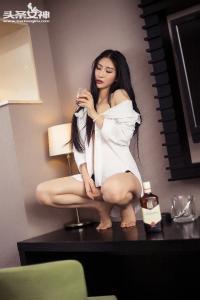 [TouTiao头条女神] 066 白衬衫--T23633
