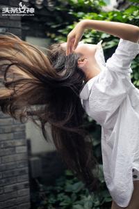 [TouTiao头条女神] 047 白衬衫--T32268