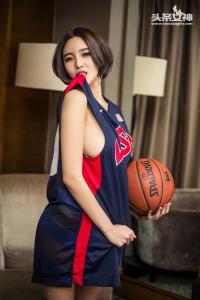 [TouTiao头条女神] 010 文雪篮球--T21194