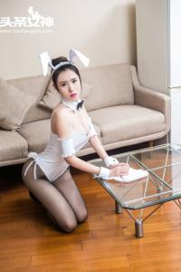 [TouTiao头条女神] 107 筱溪兔女仆写真--T27507