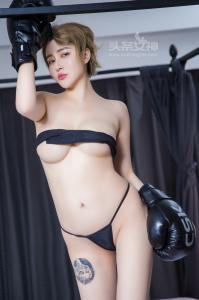 [TouTiao头条女神] 2017.03.06 No.285 凯竹性感拳击--T28978 - idols