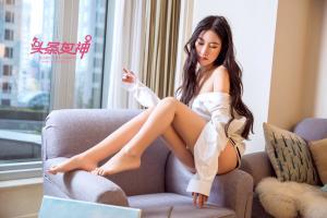 [TouTiao头条女神] 2017.11.29 七姑娘 画中少女--T27183Real Street Angels