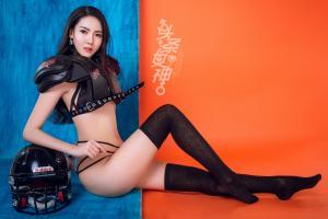 [TouTiao头条女神] 2018.02.02 雪娇超级碗杯--T11378 - Girlsdelta