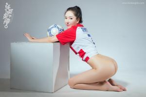 [TouTiao头条女神] 2018.07.15 米雪 女神预测世界杯决赛--T15466 toutiao 04150