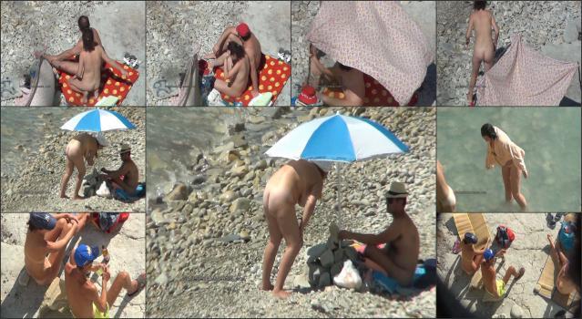 Nudebeachdreams.com Nudist video 01143