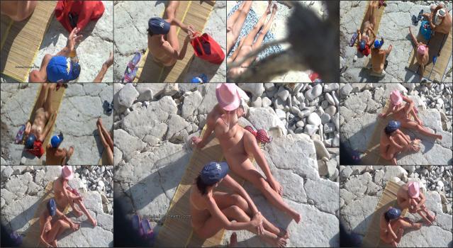 Nudebeachdreams.com Nudist video 01145