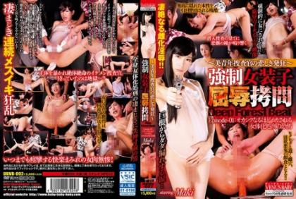 DBVB-002 ~ Sadness Insanity Of Beautiful Youth Investigator - Forced Shemale Slavery Humiliation Torture Episode - 01: Okasiku It Is A Fool That Will Be Squid Fear Of Female Execution