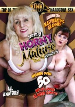 Secrets of Horny Mature #6