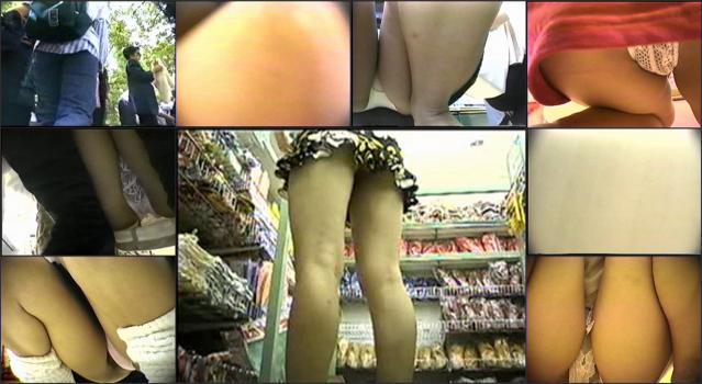 UpskirtMania.org Заглядывание под юбки