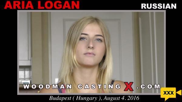 Woodman Casting X - Aria Logan