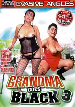 Grandma Goes Black # 3